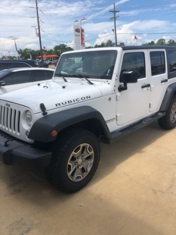Pre-Owned 2015 Jeep Wrangler Unlimited Rubicon 4WD 4D Sport Utility