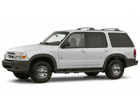 Pre-Owned 2000 Ford Explorer XLS RWD 4D Sport Utility