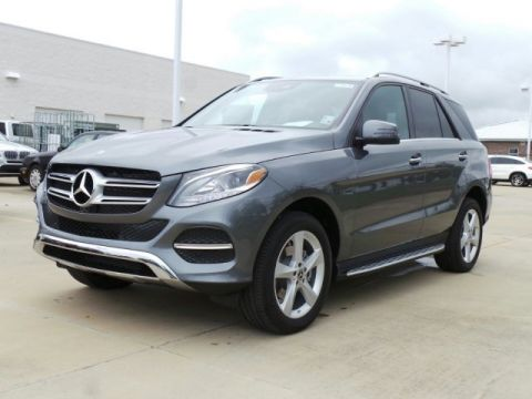 Pre-Owned 2018 Mercedes-Benz GLE GLE 350 RWD 4D Sport Utility