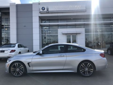 New 2019 BMW 4 Series 430i RWD 2D Coupe