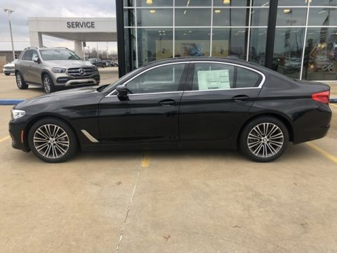 New 2019 BMW 5 Series 540i RWD 4D Sedan